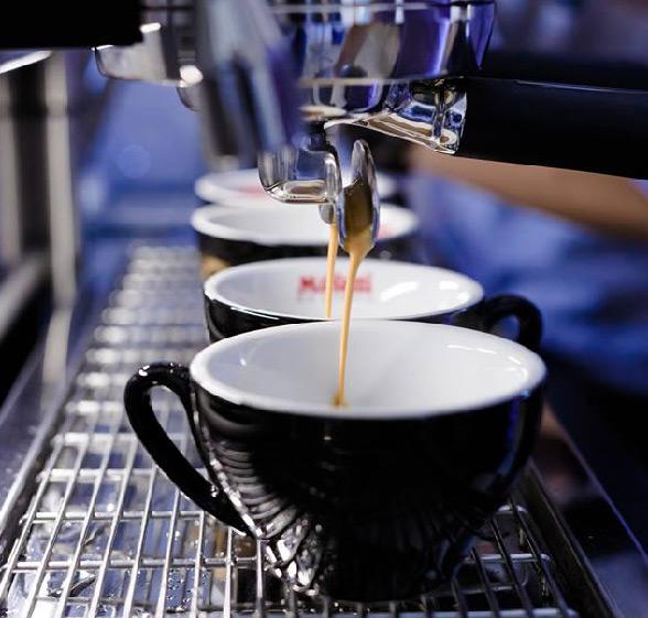 Kawa świeżo palona dla kawiarni i restauracji
