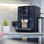 Ekspres do kawy w biurze